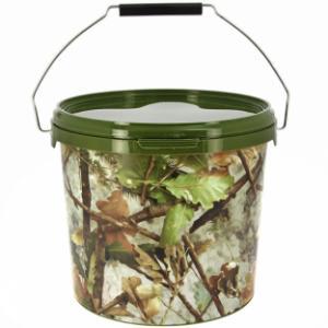 Kbelík NGT Small Camo Bucket 5L