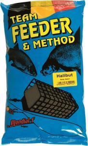 Krmítkovka Mondial-F Feeder&Method Vanilka 1kg