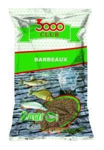 Sensas Krmítková směs 3000 Club Barbeaux 1kg