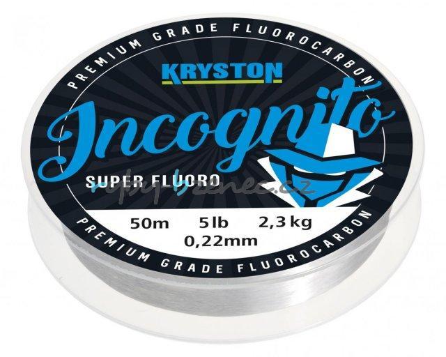 Kryston Vlasec Incognito Super Fluoro 0,35mm 13lb/6,0kg 20m