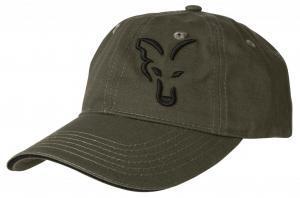 Kšiltovka Fox Baseball Cap Green & Black