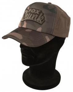 Kšiltovka Fox Chunk Camo Solid Back Baseball Cap