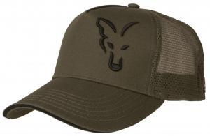 Kšiltovka Fox Green & Black Trucker Cap