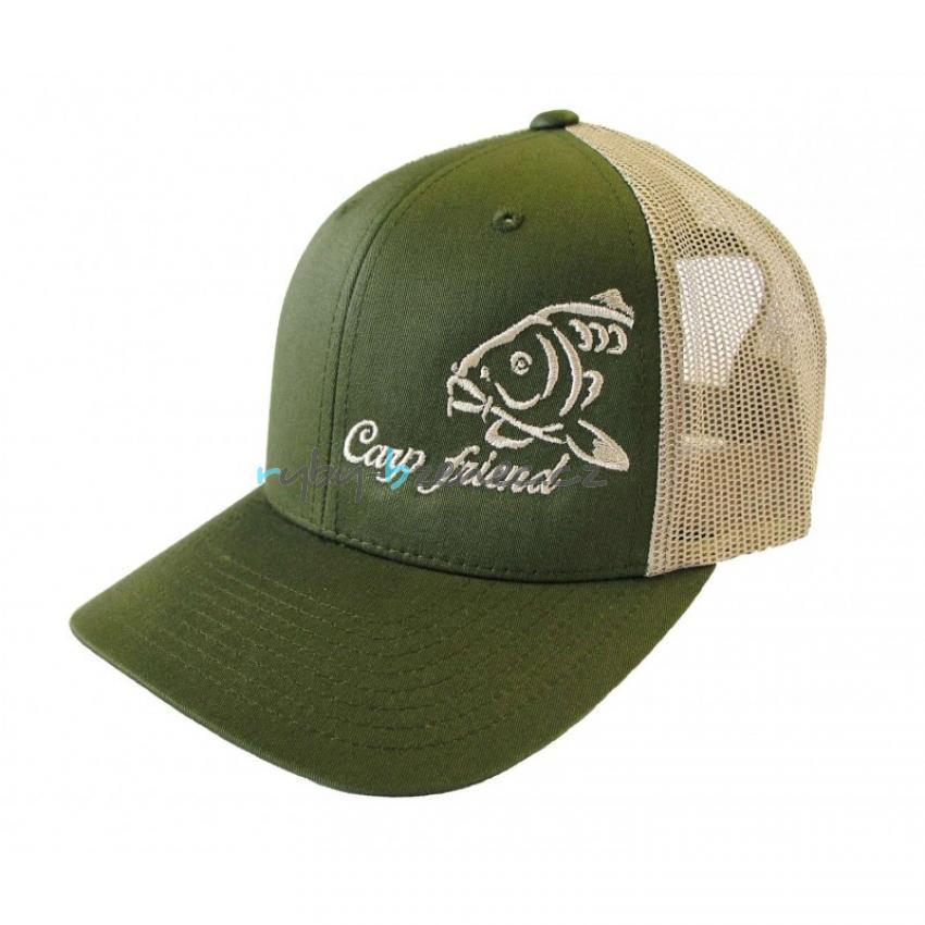Kšiltovka R-SPEKT Mesh Carp Friend - Rybářské potřeby Bzenec 223f9371f7