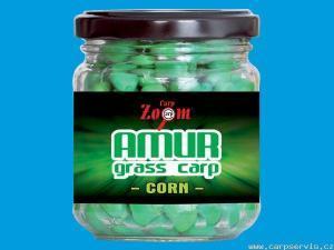 Kukuřice nakládaná CarpZoom Amur Grass Carp Corn 220ml