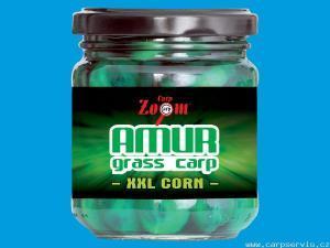 Kukuřice nakládaná CarpZoom Amur Grass Carp Corn XXL 125gr