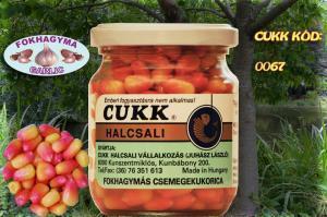 Kukuřice nakládaná CUKK 125gr Česnek