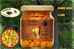 Kukuřice nakládaná CUKK 125gr Vanilka