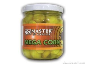 Kukuřice nakládaná Master of Angler Mega Corn Karamel 212ml