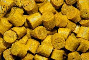LK Baits Kukuřičné pelety Corn Pellets 8mm 1kg