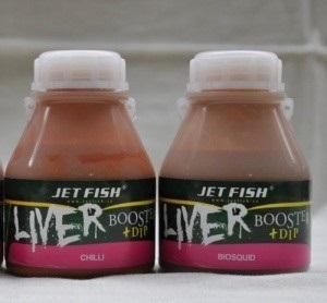 Liver Booster + Dip Jet Fish Jet 1 250ml