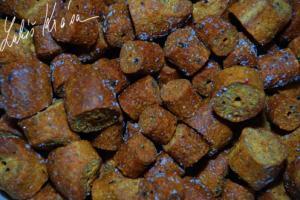 LK Baits Pelety ReStart Pellets Ice Vanille 12-17mm 1kg