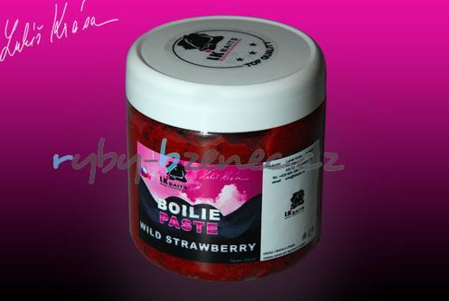 LK Baits ReStart Boilie Paste Wild Strawberry 250gr