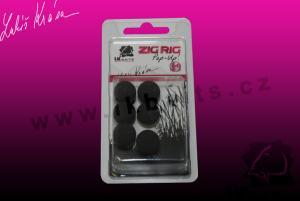 LK Baits ZIG RIG Pop–Up 14mm Black
