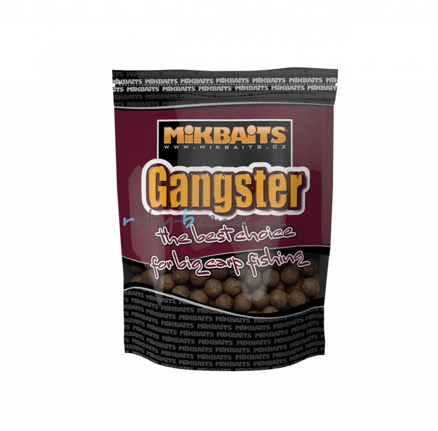 Mikbaits Boilie Gangster GSP Black Squid 24mm 1kg
