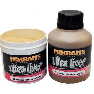 Mikbaits Obalovací játrový tekutý extrakt Ultra Liver 250ml