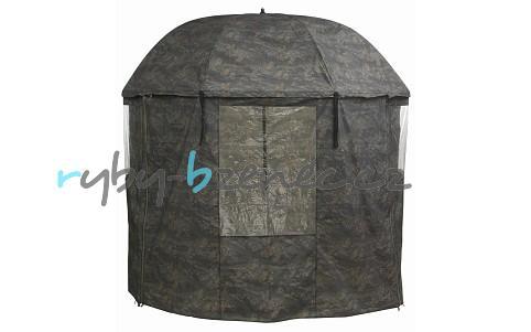 Mivardi Kompletně zakrytý deštník Camou PVC