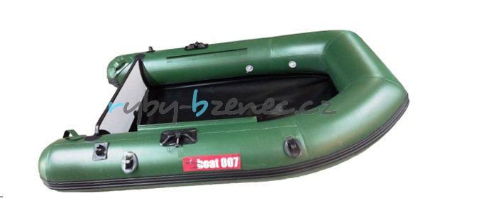 Nafukovací člun Boat007 CW - 290KIB nafukovací podlaha