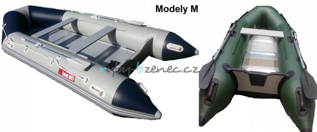 Nafukovací člun Boat007 M290 pevná podlaha