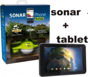 Nahazovací WIFI sonar VEXILAR + tablet