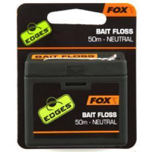 Návazcová šňůrka Fox Edges Bait Floss Neutral 50m