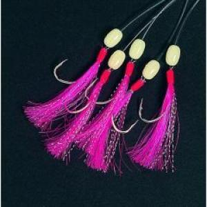 Balzer Hotový návazec Makrelenvorfach pink