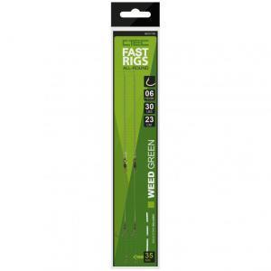 Návazec C-TEC Fast Rigs Weed Green vel. 2