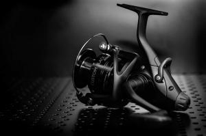 Naviják Okuma Custom Black CBBF 340 1+1