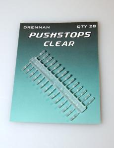 Nekonečné zarážky Drennan Pushstops Clear