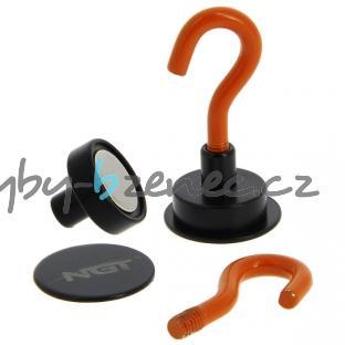 NGT Magnetický háček Bivvy & Brolly Hooks (2ks)