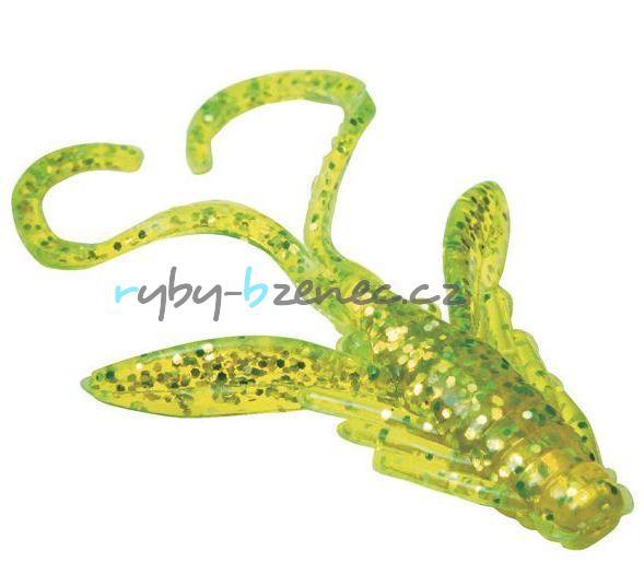 Berkley Nymfa Power Bait Nymph Chartreuse 2,5cm