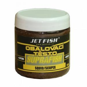 Obalovací těsto Jet Fish Supra Fish Scopex/Squid 250gr