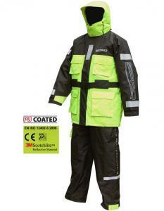 Oblek plovoucí SPRO Flotation Suit BK vel. XL
