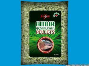 CarpZoom Pelety Amur Grass Carp Pellets 8mm 800gr