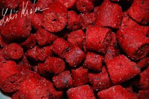 Pelety LK Baits ReStart Wild Strawberry 12-17mm 1kg