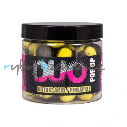 LK Baits DUO X-Tra Pop Up Nutric Acid/Pineapple 18mm 200ml