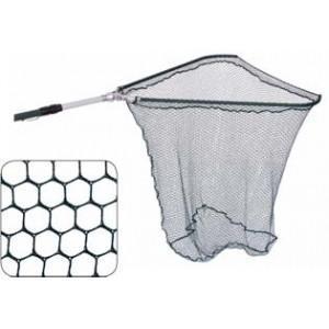 Podběrák Graffishing plast 1,5m 2díly 50x50cm