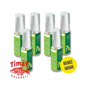 Posilovač Spray Timár Mix Liquid  Klobása 75ml