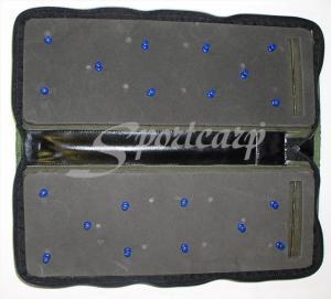 Pouzdro na návazce Sportcarp Stiff Rig Wallet XL