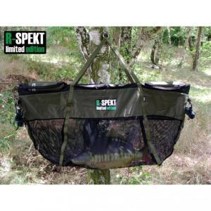 Přechovávací a vážící taška s plováky R-SPEKT STANDARD