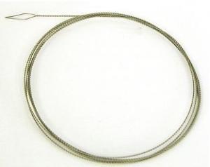Protahovací struna ExtraCarp Elastic Threader 60cm
