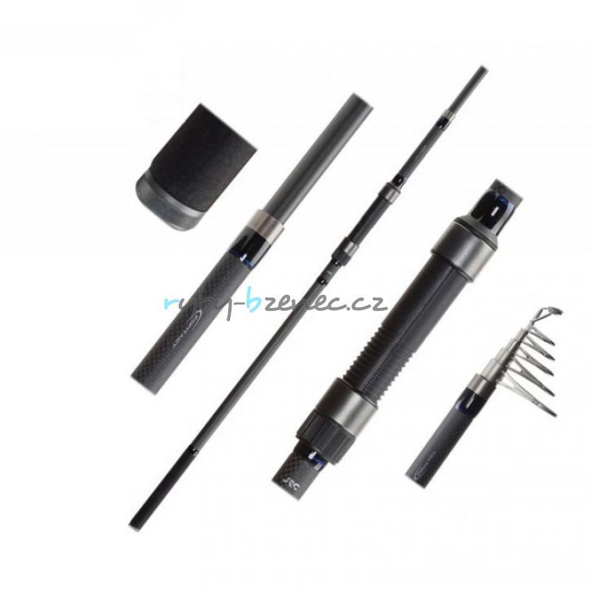 Prut JRC Contact LR-Tele 390cm 3,50lbs