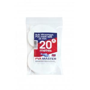 PVA náhradní punčocha PVA Master Micromesh 25mm 20m