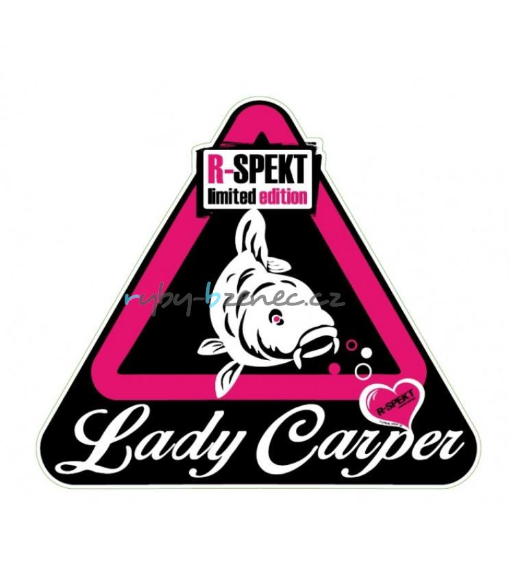 R-SPEKT Samolepka Lady Carper