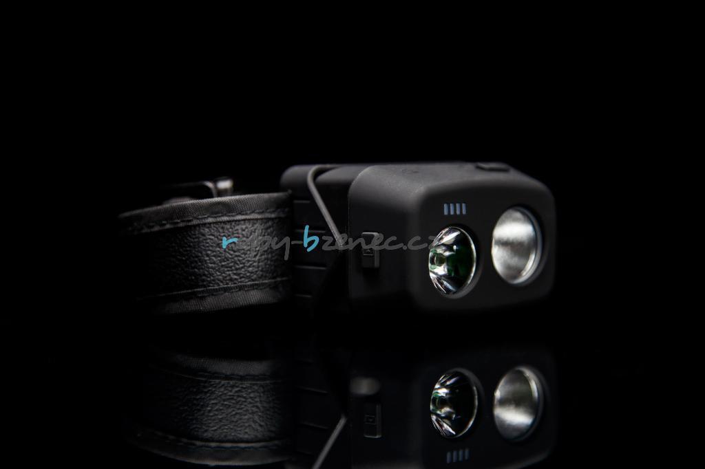 RidgeMonkey Čelová svítilna VRH300 USB
