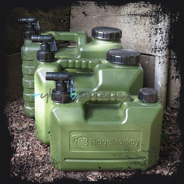 RidgeMonkey Kanystr Heavy Duty Water Carrier 15l