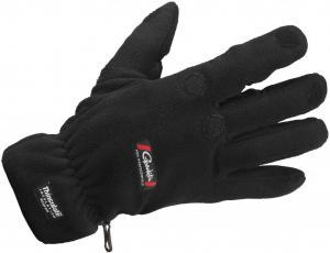 Rukavice flísové Gamakatsu Fleece Gloves vel. L