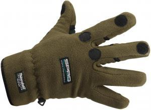 Rukavice flísové SPRO Fleece Gloves vel. XL