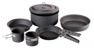 Sada nádobí Meva Campingové nádobí – set