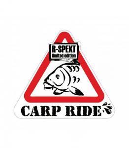 Samolepka Carp Ride R-SPEKT
